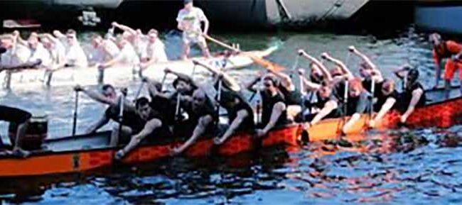Drachenboot Team